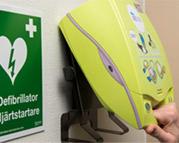 ZOLL AED Plus väggfäste
